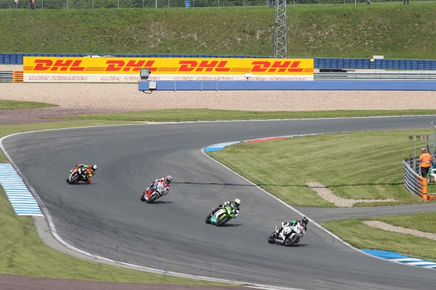 8 H  OSCHERSLEBEN 2012  COURSE