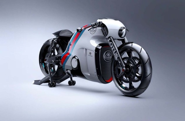 Lotus C 01 200hp Hyperbike Officially Debuts Lotus C 01 motorcycle 19 635x418