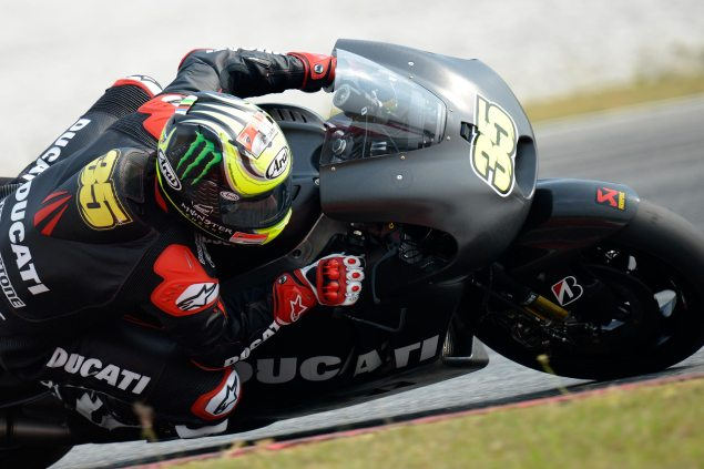 Ducati Will Compete in MotoGP under the Open Option cal crutchlow ducati corse open option 635x423