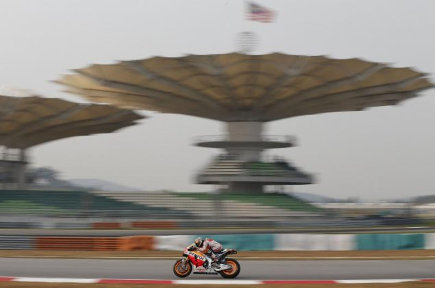 MotoGP Sepang (2) Test – Day 2 Summary: The Old New Tire, Lorenzos Lamentations, & Ducatis Future (Again) dani pedrosa repsol honda sepang