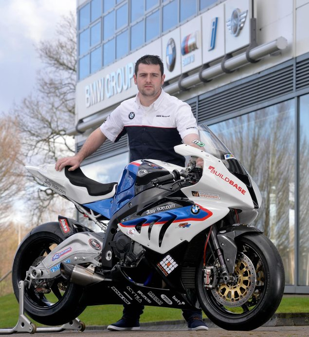 Confirmed: Michael Dunlop Signs with BMW for IOMTT michael dunlop bmw isle of man tt 635x692