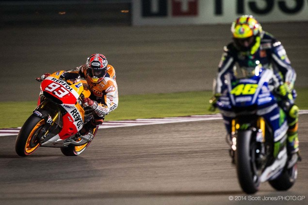 MotoGP: Qualifying Results from Qatar 2014 Qatar GP MotoGP Saturday Scott Jones 05 635x423