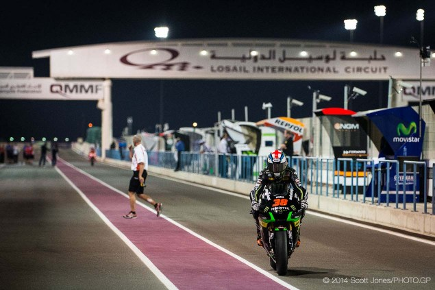 Saturday at Qatar with Scott Jones 2014 Qatar GP MotoGP Saturday Scott Jones 17 635x423