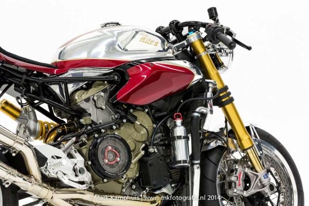 Ducati Elite II Café Racer by Moto Puro Ducati Elite II Cafe Racer Moto Puro 13 635x423
