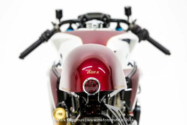 Ducati Elite II Café Racer by Moto Puro Ducati Elite II Cafe Racer Moto Puro 15 635x423