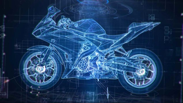 Yamaha YZF R3 and More to Debut Next Week? Yamaha RevStation teaser 04 635x358