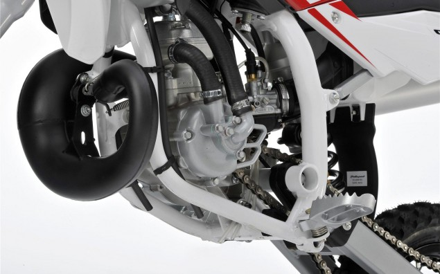 Gas Gas Acquires Husqvarna Engine Designs husqvarna two stroke engine 635x396