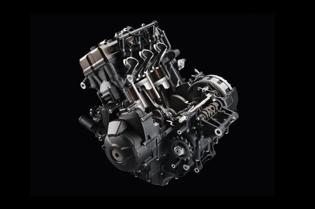 Yamaha Trademarks FJ 09 for the US Market yamaha fz 09 engine cutaway 635x423