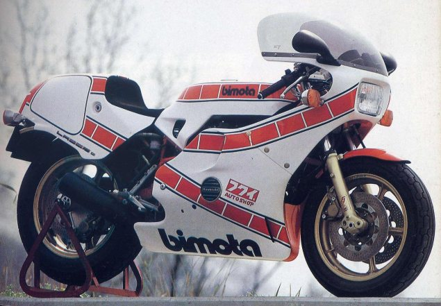 A Great Loss: Massimo Tamburini Has Died bimota kb2 635x441