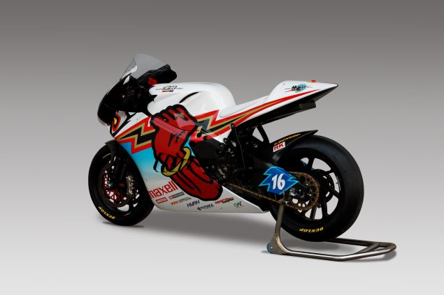 Mugen Shinden San (神電 参) Electric Superbike Revealed mugen shiden san 2 635x423