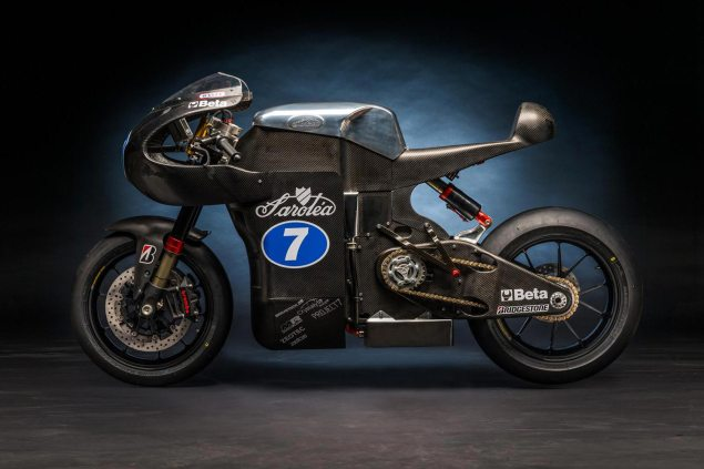 Saroléa SP7 Electric Superbike Debuts Ahead of IOMTT sarolea sp7 635x423