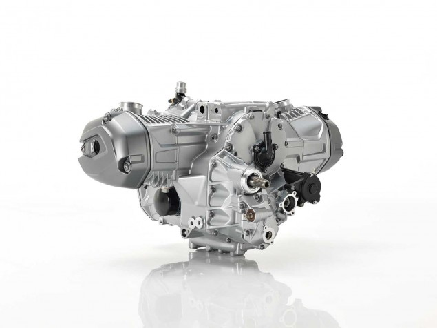BMW Motorrad Breaks 2013 Sales Record, in November  2013 bmw r1200gs water cooled engine 635x476