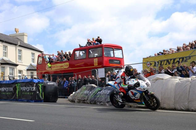 IOMTT: Creg ny Baa with Richard Mushet 2014 Isle of Man TT Creg ny Baa Richard Mushet 01 635x423