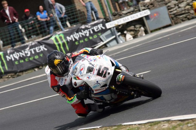 IOMTT: Creg ny Baa with Richard Mushet 2014 Isle of Man TT Creg ny Baa Richard Mushet 15 635x423