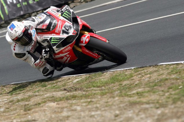 IOMTT: Creg ny Baa with Richard Mushet 2014 Isle of Man TT Creg ny Baa Richard Mushet 17 635x423