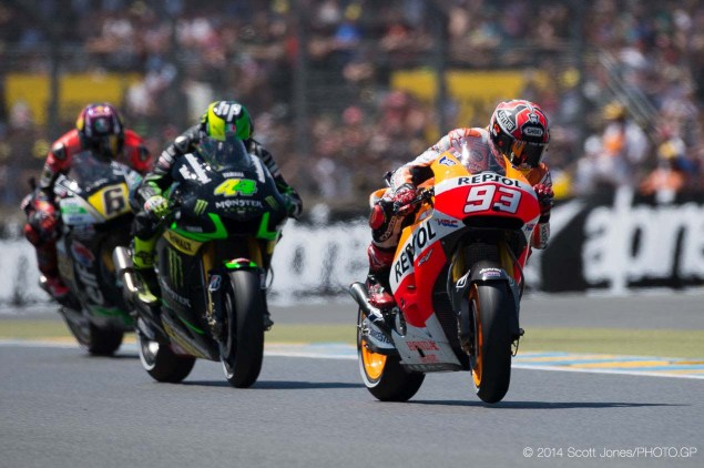MotoGP: Race Results from Le Mans 2014 Sunday Le Mans MotoGP French GP Scott Jones 12 635x422