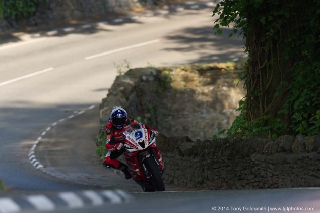 IOMTT: Greeba Castle with Tony Goldsmith Greeba Castle Isle of Man TT 2014 Tony Goldsmith 07 635x422