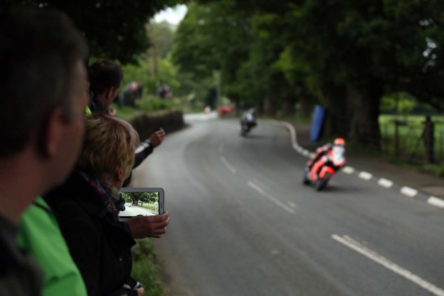 IOMTT: Lezayre with Richard Mushet Lezayre Isle of Man TT 2014 Richard Mushet 02 635x423