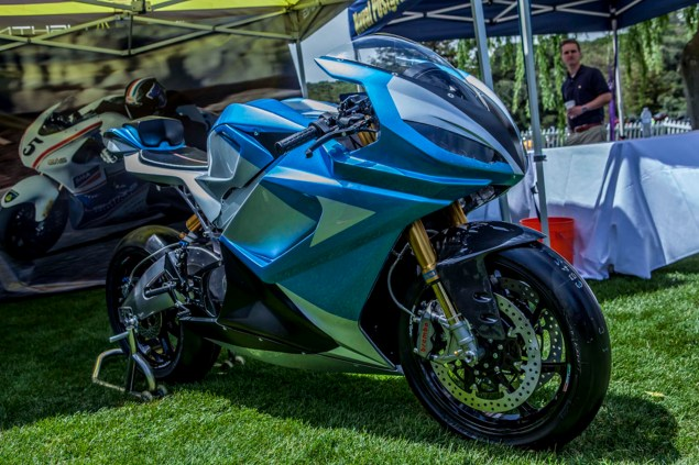 Lightning Motorcycles LS 218 Debuts at Quail Lodge Lightning Motorcycles LS 218 Quail Lodge Bryan Delohery 04 635x423