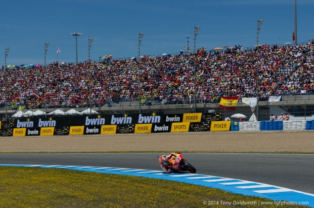 Sunday at Jerez with Tony Goldsmith Sunday Jerez Spanish GP Tony Goldsmith 10 635x422