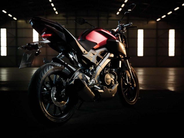 Yamaha MT 125   Europe Gets Another MT  Yamaha MT 125 02 635x476