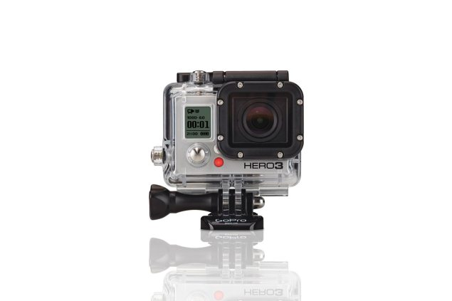 GoPro Looking to Raise $100 Million with IPO gopro hero3 635x423