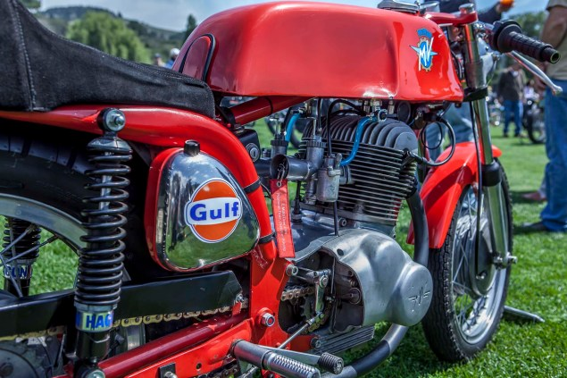 At the Sixth Annual Quail Motorcycle Gathering quail lodge gathering 12 635x423