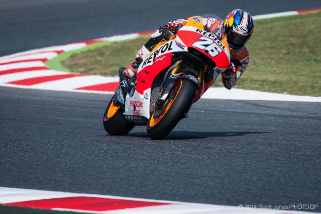 Friday at Catalunya with Scott Jones 2014 Catalan GP MotoGP Friday Scott Jones 02 635x423