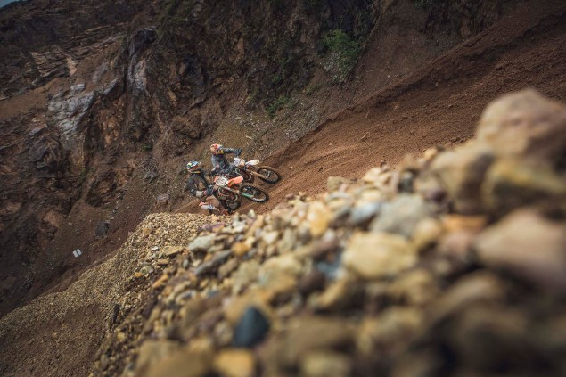 Come Watch the 2014 Erzbergrodeo   The Most Grueling Single Day Motorcycling Event 2014 Erzbergrodeo Red Bull Hare Scramble 13 635x423