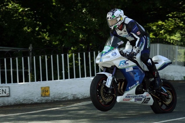 IOMTT: Ballaugh Bridge with Richard Mushet 2014 Isle of Man TT Ballaugh Bridge Richard Mushet 13 635x423