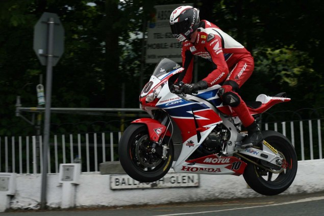 IOMTT: Ballaugh Bridge with Richard Mushet 2014 Isle of Man TT Ballaugh Bridge Richard Mushet 21 635x423