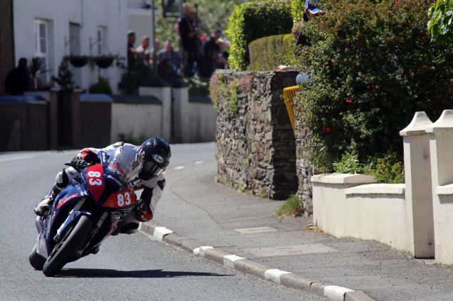 IOMTT: Ballaugh with Richard Mushet 2014 Isle of Man TT Ballaugh Richard Mushet06 635x423