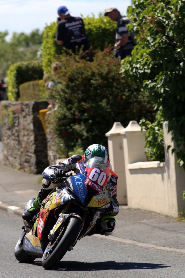IOMTT: Ballaugh with Richard Mushet 2014 Isle of Man TT Ballaugh Richard Mushet10 635x952