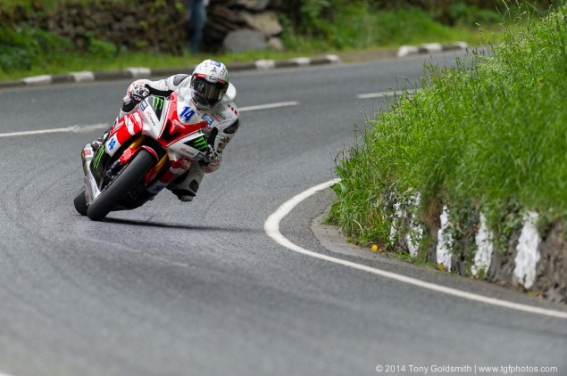 IOMTT: Glen Helen with Tony Goldsmith 2014 Isle of Man TT Glen Helen Tony Goldsmith 61 635x422