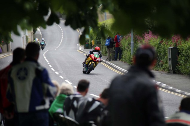 IOMTT: Kirk Michael with Richard Mushet 2014 Isle of Man TT Kirck Michael Richard Mushet 14 635x423