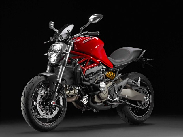 2015 Ducati Monster 821 Mega Gallery 2015 Ducati Monster 821 49 635x475