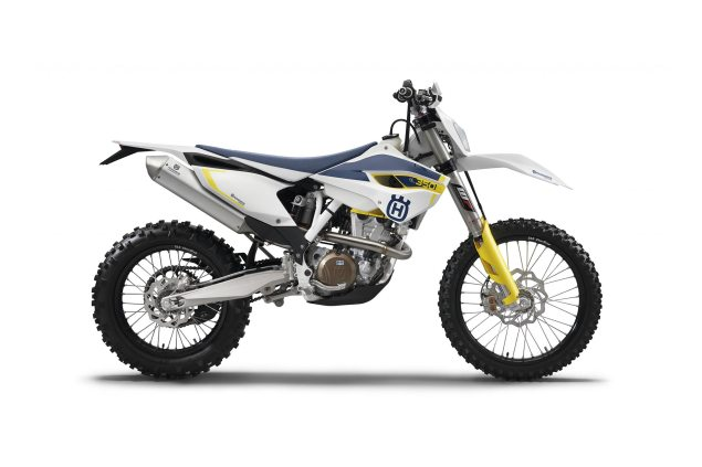 Husqvarna Announces Enduro Models for US Market 2015 Husqvarna FE 350 635x423