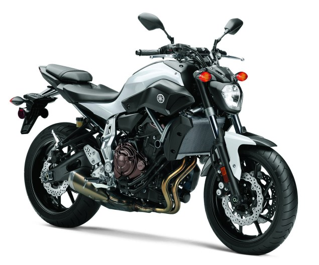 Dont Call It the MT 07, Yamaha FZ 07 Coming to the USA 2015 Yamaha FZ 07 02 635x528