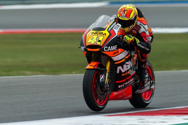MotoGP: Qualifying Results from Assen Friday Assen MotoGP 2014 Dutch TT Tony Goldsmisth 08 635x422