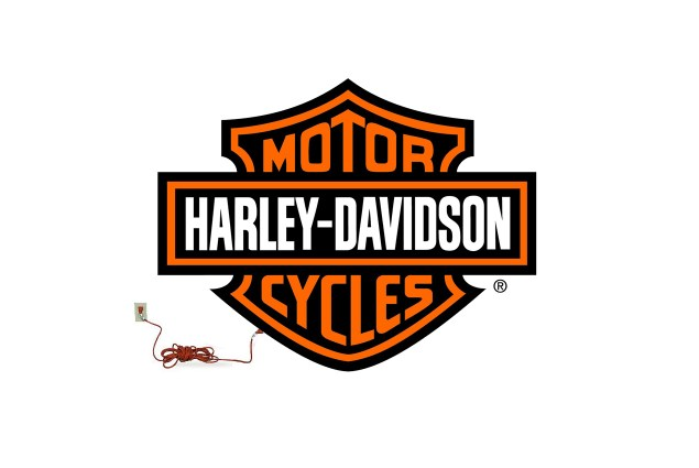 Electric Harley Davidson Livewire to Debut Tomorrow Harley Davidson electric logo 635x425