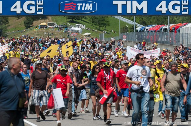 Sunday Summary at Mugello: A Race to Remember Under the Tuscan Sun Sunday Mugello Italian GP MotoGP Tony Goldsmith 06 635x422