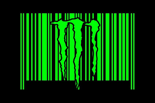 How History Is Repeating with Energy Drinks, And Creating Another Tobacco Disaster in Motorcycle Racing monster energy barcode 635x423