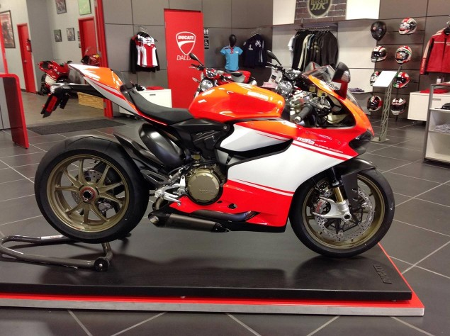 Your Last Chance To Get a Superleggera Is Gonna Cost Yah Ducati 1199 Superleggera eBay 635x474