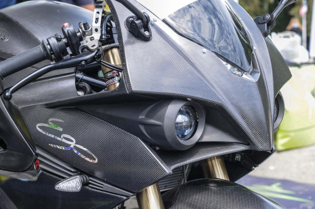 Up Close with the Energica Ego Electric Superbike Energica Ego electric superbike up close 26 635x421