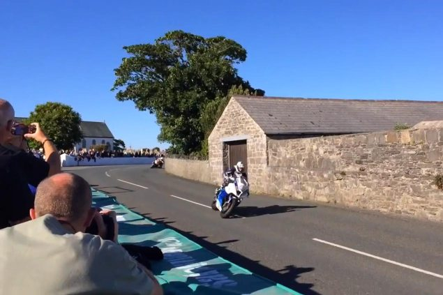 Watch Dean Harrison Have a Moment at the Southern 100 dean harrison southern 100 moment 635x423
