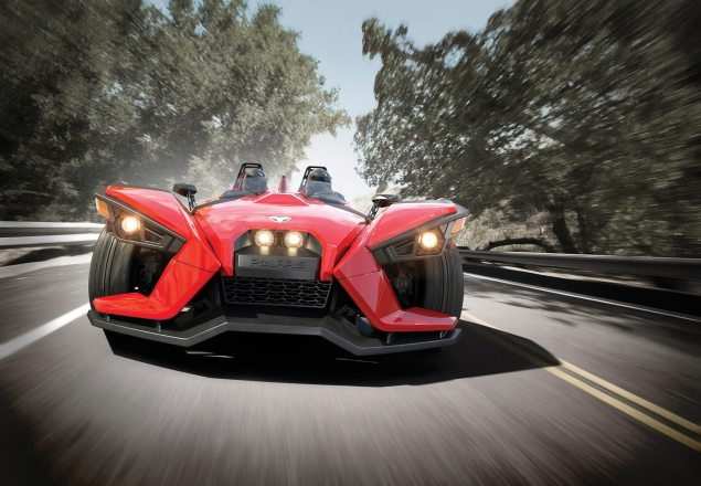 First Photos of the Polaris Slingshot polaris slingshot 635x440