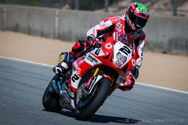 Bimota Fails to Meet Homologation Quotas, Out of WSBK? Christian Iddon Binota WSBK Laguna Seca 2014 635x423