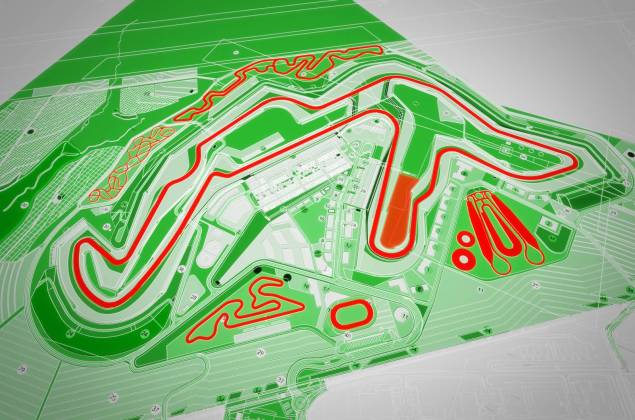 Circuit of Wales Gets 5 Year Deal for British MotoGP Round circuit of wales 635x420