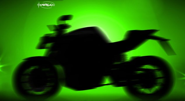 Energica Eva   Italys 2nd Electric Motorcycle Coming Soon energica eva teaser 635x348