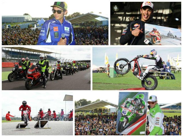 MotoGP: Attendees for the Day of Champions at Silverstone Raised Nearly £200,000 for Riders for Health riders for health day of champions 2014 635x476
